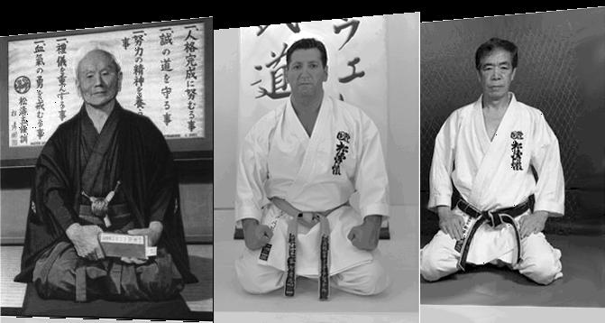 Karate mästare